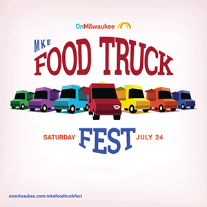 Picture of 2021 MKE Food Truck Fest - General Admission Ticket (1pm-2pm) - Sample Included
